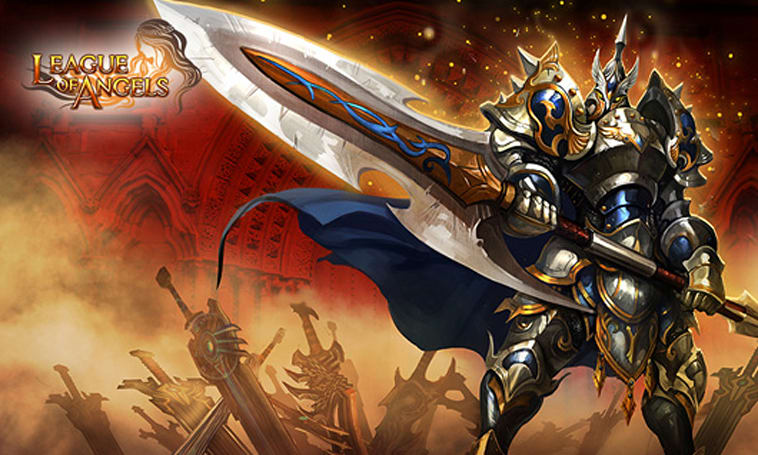 League of Angels starts closed beta on December 4th