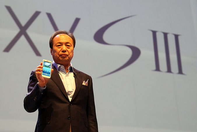 Samsung chief: we're open to a cross-licensing deal with Apple, but 4G chip shortage might last until the fall