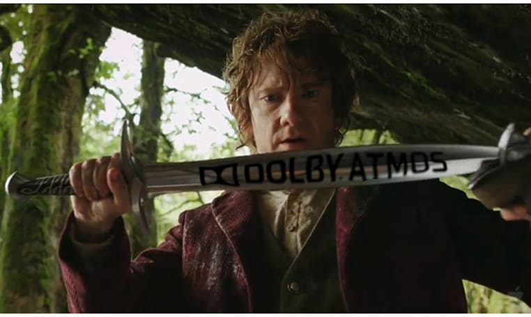 The Hobbit: An Unexpected Journey to receive the Dolby Atmos treatment