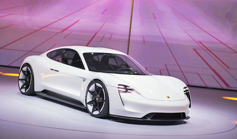 Porsche will hire over 1,400 employees to build its electric cars