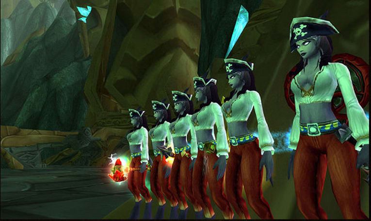Pirate's Day hits World of Warcraft for one day only