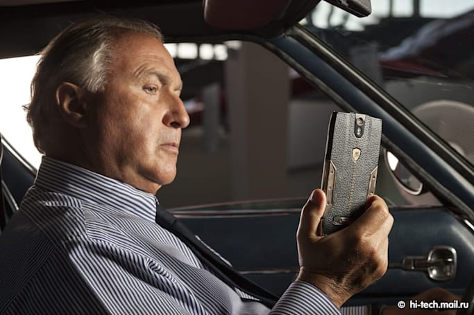 Lamborghini's 88 Tauri: A $6,000 phone for people with money to burn