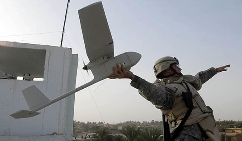 Soldier became ace drone pilot by training on video games
