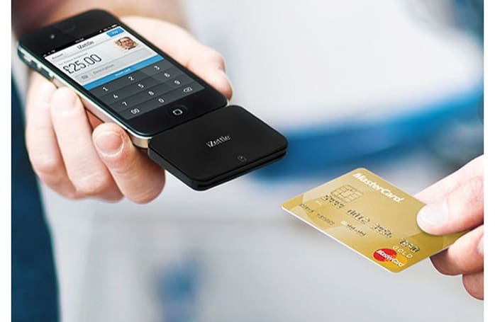 iZettle launches on EE, aims to let UK merchants dabble in plastic