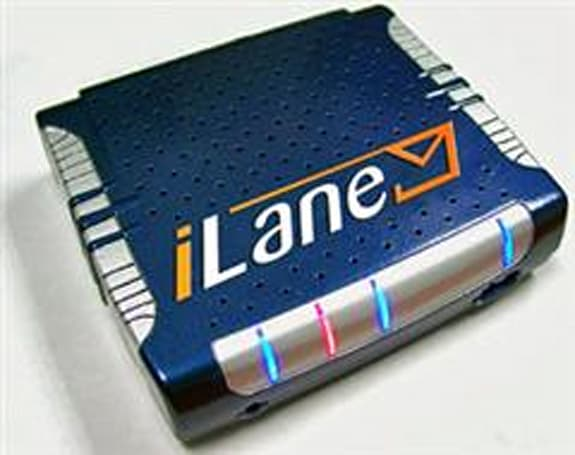 iLane, the email reader for your car