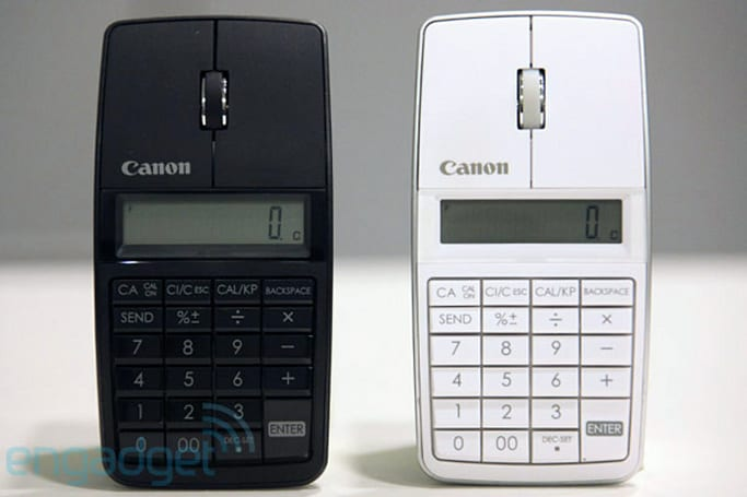 Canon X Mark I Mouse Lite hands-on impressions