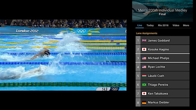 Comcast's Rio portal is a good way to keep up with the Olympics
