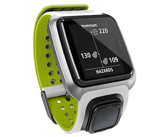 TomTom has a new watch designed specifically for golfers
