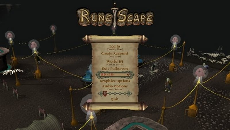 The Game Archaeologist and the Forbidden RuneScape: The highlights