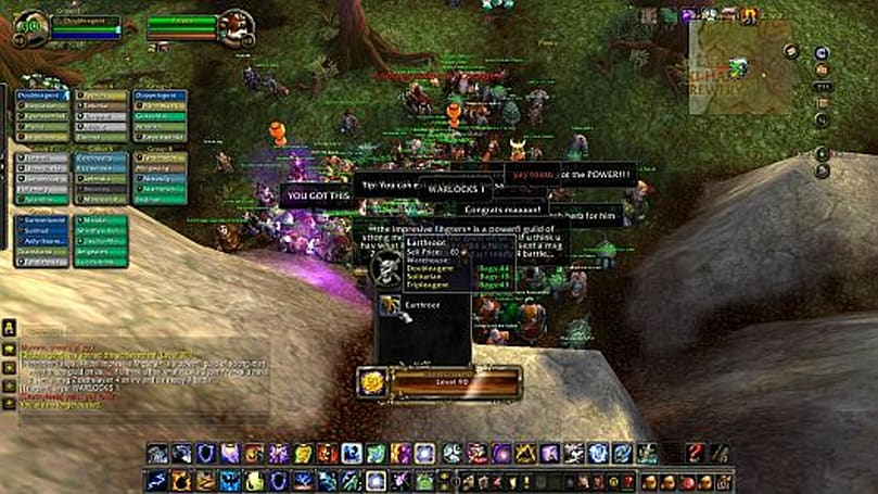 World of Warcraft player hits 90 without leaving Pandaren starting zone