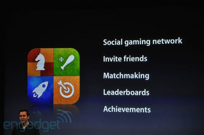 Game Center is basically Xbox Live for your iPhone