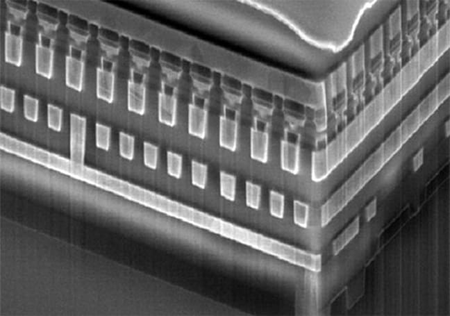 Intel and Numonyx pave the way for scalable, higher density phase change memory