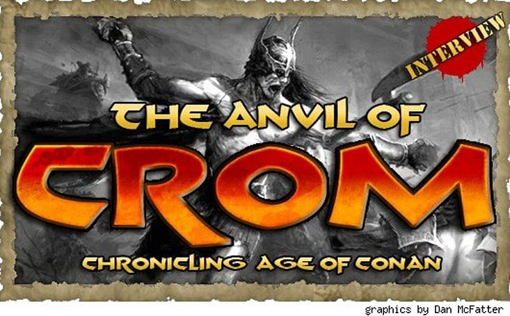 The Anvil of Crom: Age of Conan turns four, taps SWG for crafting inspiration
