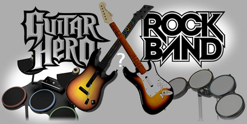 Guitar Hero: World Tour drums not recognized by PS3 Rock Band 2