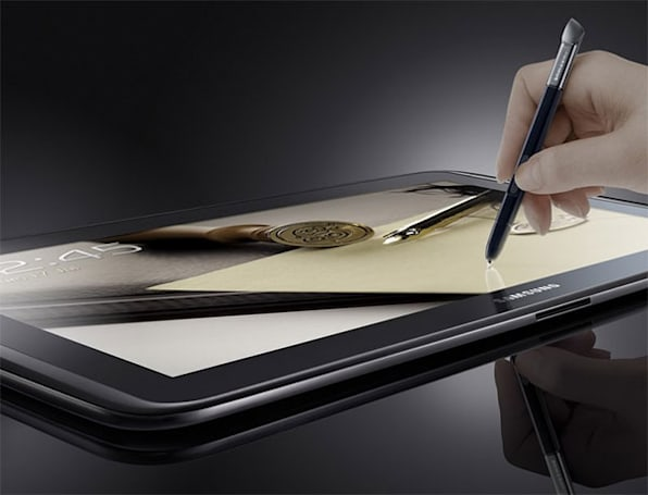 Quad-core Galaxy Note 10.1 source code wastes no time, available now