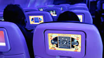Virgin America's in-flight entertainment will run on Android
