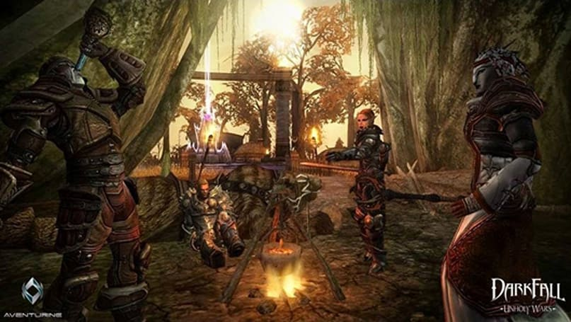 Play Darkfall for free from May 1 to May 5
