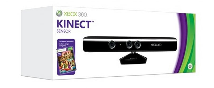 North American Kinect launch window games rounded up