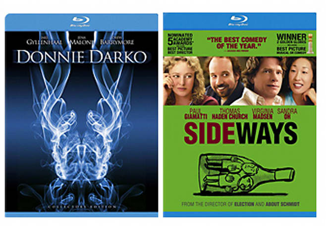 Fox bringing Sideways, Donnie Darko to Blu-ray in February