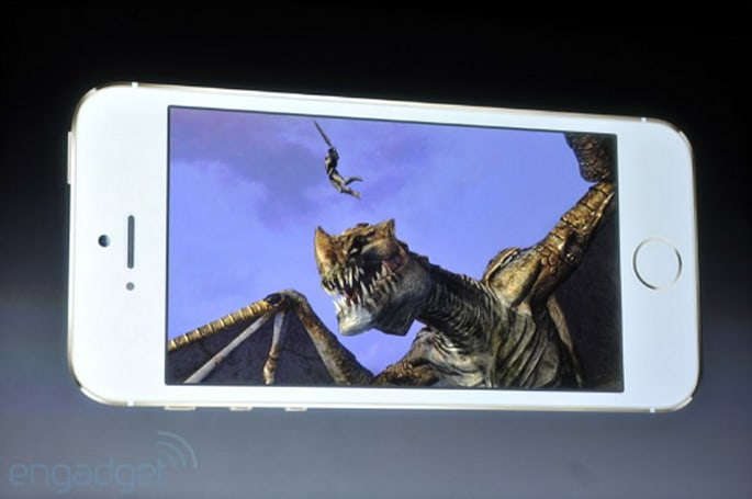 Infinity Blade 3 launches alongside iPhone 5S on Sept. 20