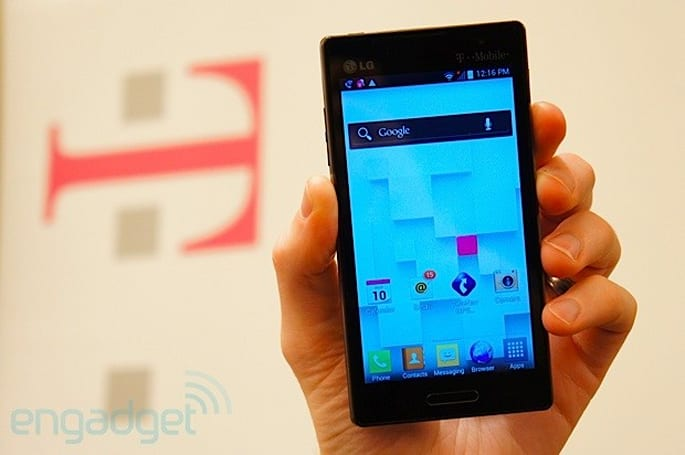 LG Optimus L9 for T-Mobile hands-on (update: video)