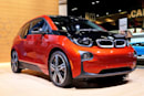 BMW will reportedly unveil an i3 redesign in 2017