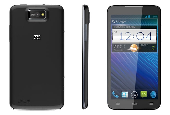 ZTE announces Grand Memo: an Android smartphone with a Snapdragon 800 processor (updated)