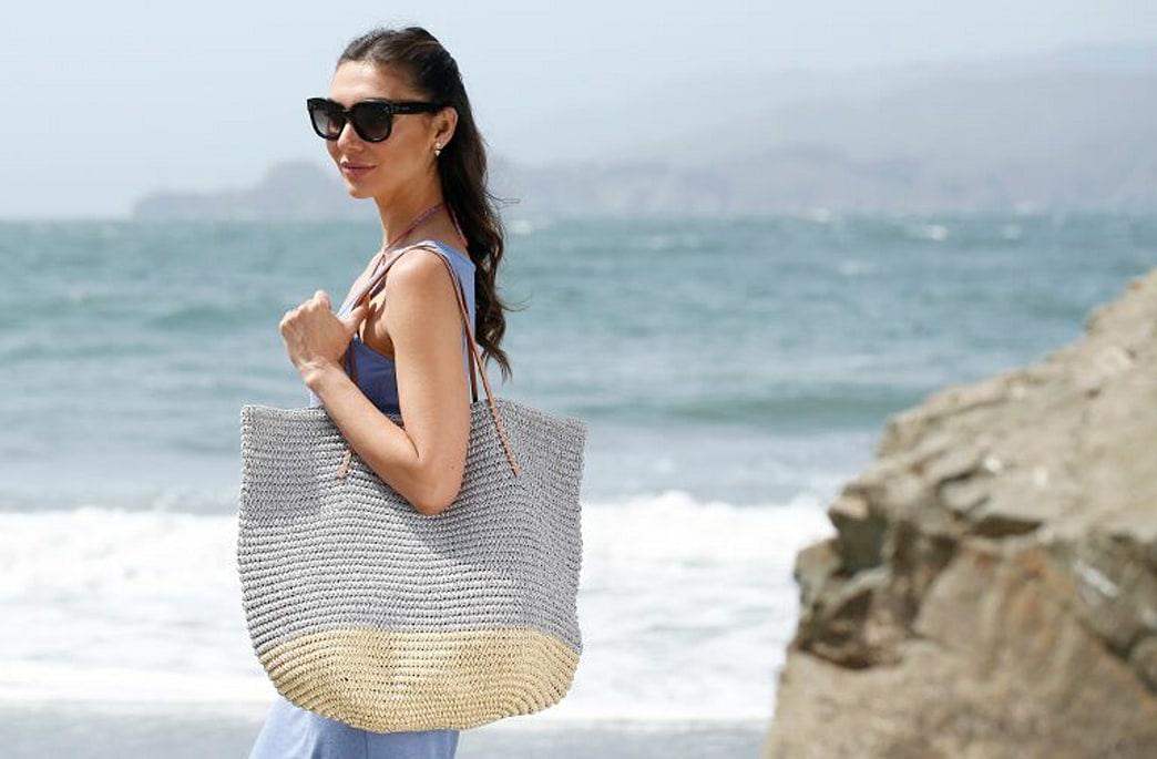 Shop this video: Your all day, every day summer bag