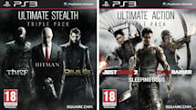 Square Enix action, stealth triple packs head to North America