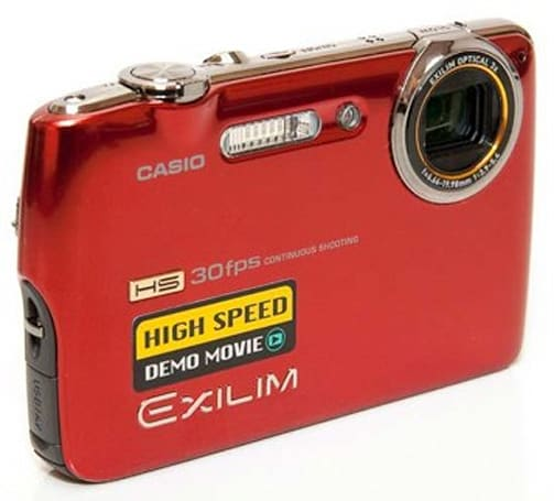 Casio EX-FS10 reviewed, slides 1000 fps capture into the back pocket of your mom jeans
