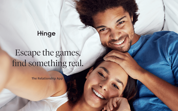 Dating app Hinge ditches flings for relationships