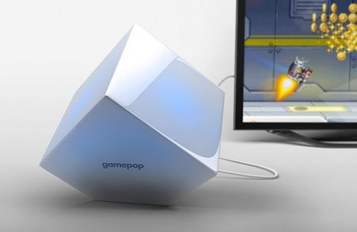 GamePop console offers unlimited mobile games on your TV for $7 a month