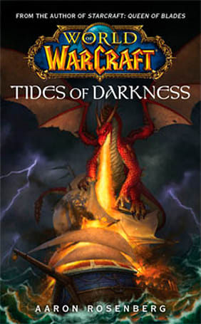 New WoW book: Tides of Darkness