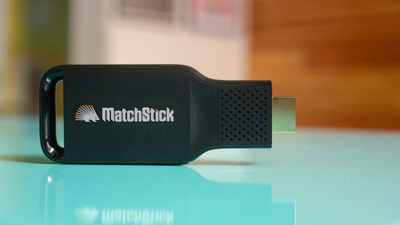 Matchstick's Firefox OS-based TV dongle is dead