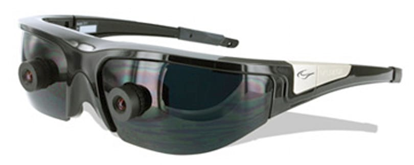 Vuzix Wrap 920AR augmented reality video eyewear: can you afford to look like this?