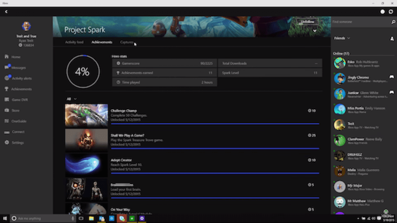 Xbox for Windows app gets a flurry of features ahead of E3