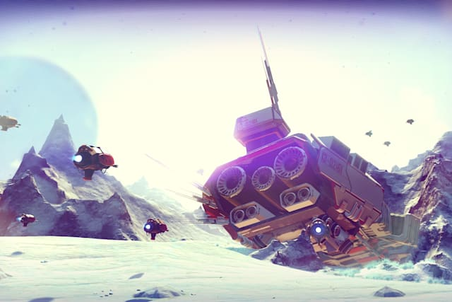 Someone really wants 'No Man's Sky' developers to apologize