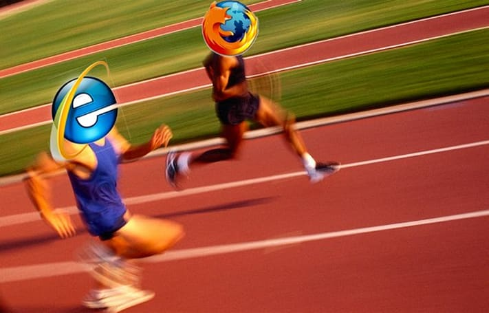 Programmer adds IE 9 graphics acceleration to Firefox