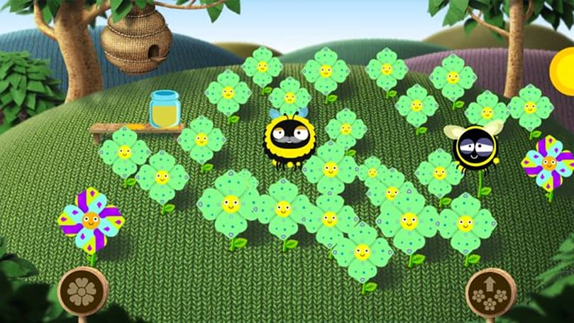 Prepare to bee educated with Gro Flowers