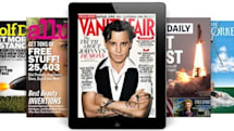 Condé Nast sees iPad subscription boom with Newsstand