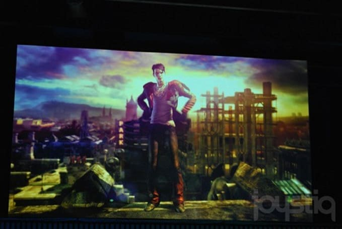 New Devil May Cry in Ninja Theory's hands