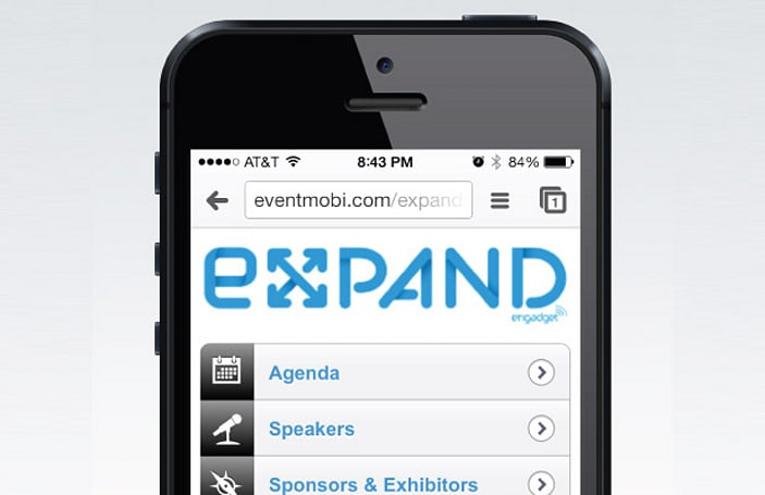 Going to Engadget Expand? This web app is your personal guide