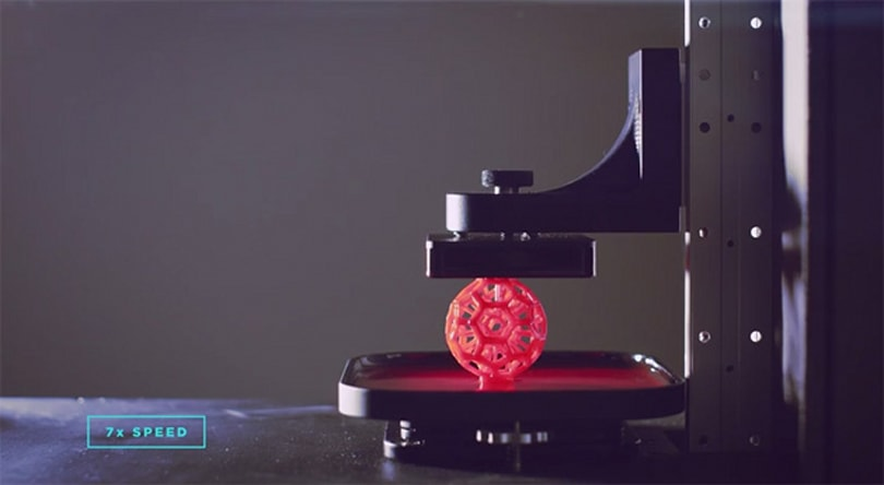 Super-fast 3D printing takes its cue from 'Terminator 2'