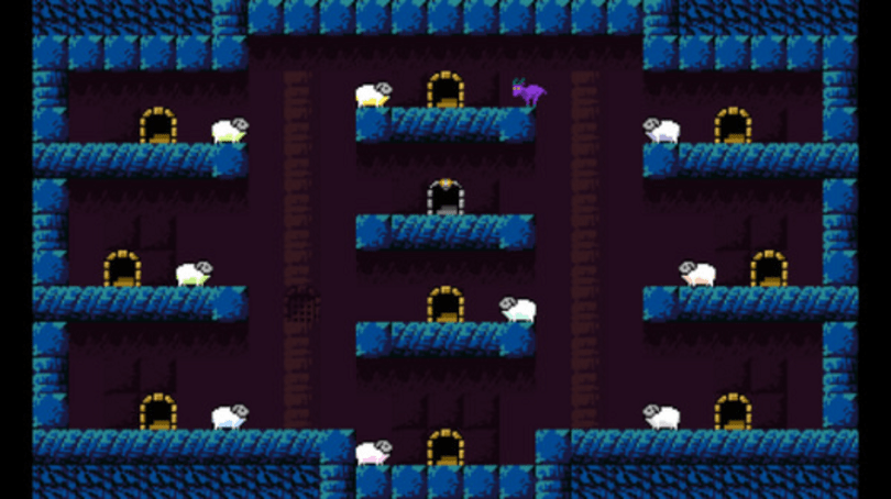 Escape Goat absconds to Steam, celebrates with a sale