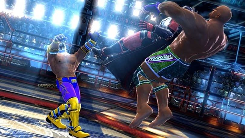 'World Tekken Federation' membership free with every copy of Tekken Tag Tournament 2