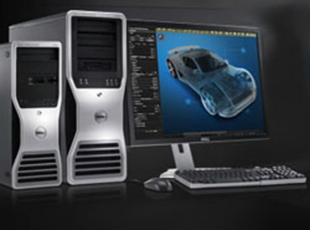Dell releases Precision T5400 and T7400 powerhouse workstations