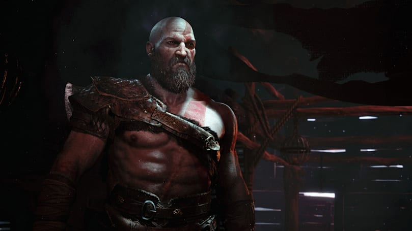 Kratos finds his humanity in the new 'God of War'