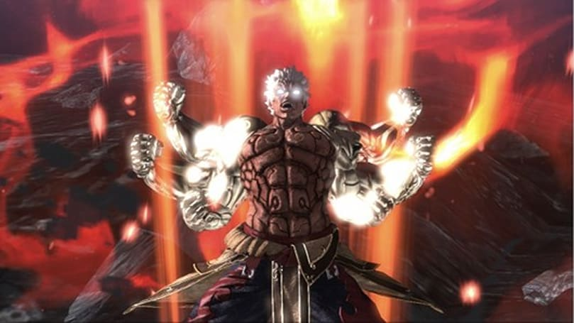 Asura's Wrath review: Wrecking the curve