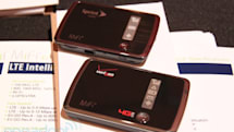 Novatel Wireless 4G MiFi LTE and WiMAX hands-on