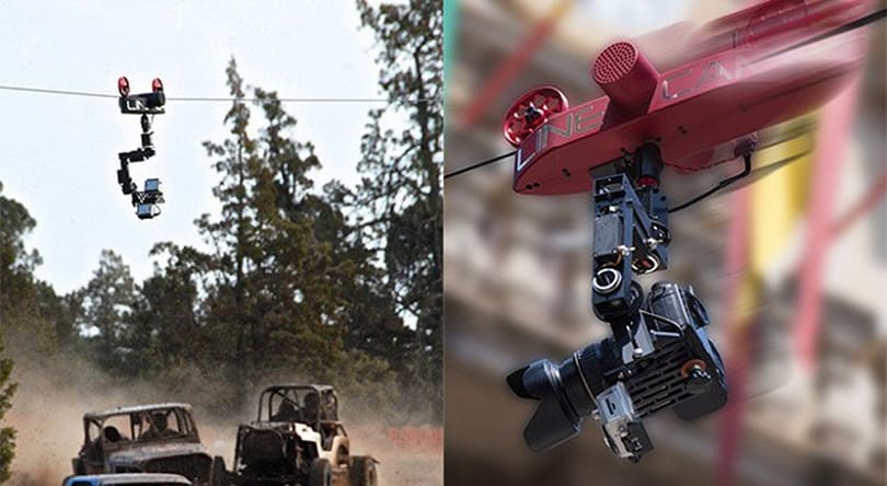 Insert Coin: LineCam is a high-flying cable car system for your camera